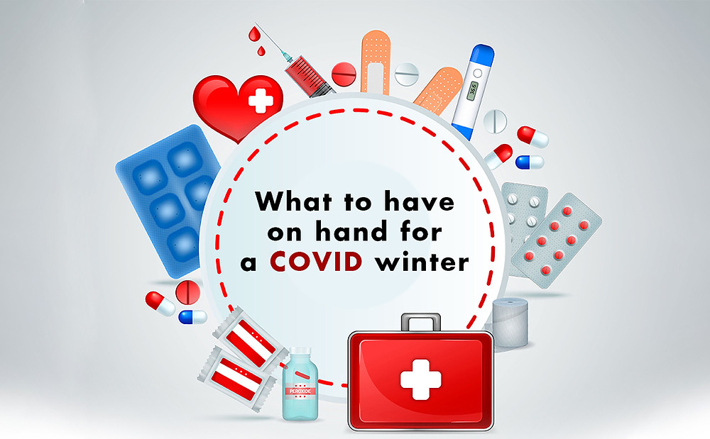 Medications for Covid winter