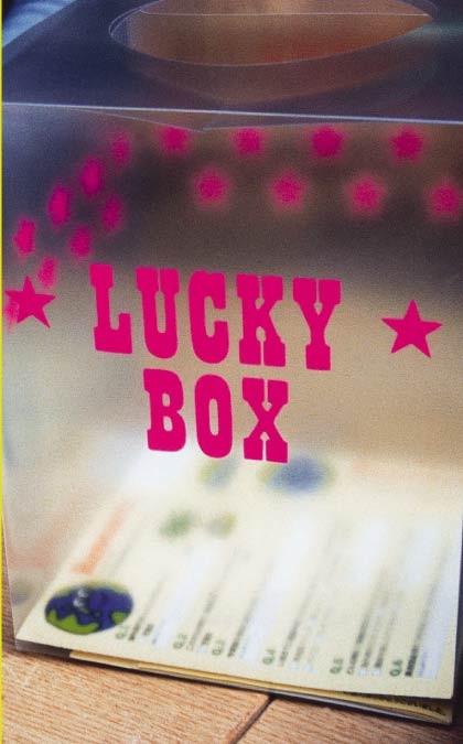 Lucky Box, 2001