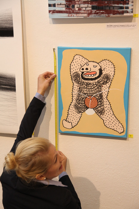 The Art of Investment @ Kuenstlerhause Vienna 2012