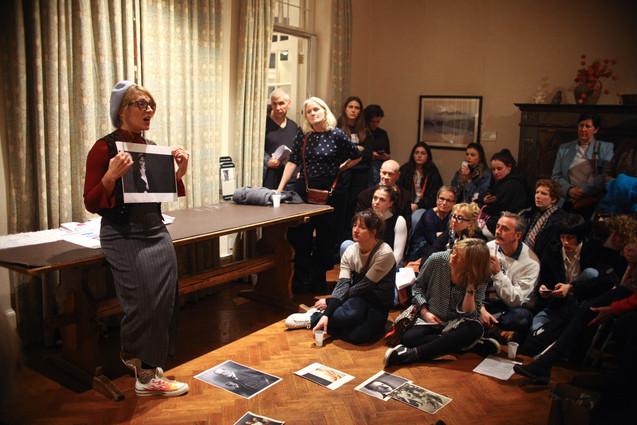 The Burned Phallus academic talk @ Freud Museum London 2020