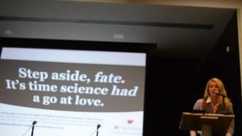 Online Dating for Academics Talk @ Anmnesty International HQ London 2018