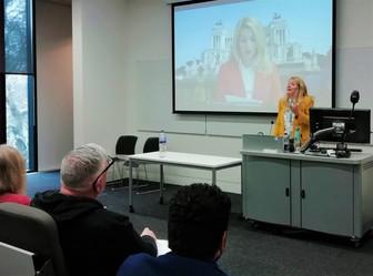 Oxford 2018 CARU symposium