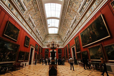 State Hermitage Museum - Top Museum in the world