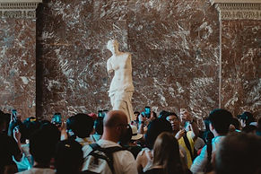 Louvre Museum in Paris - Top museum in the world