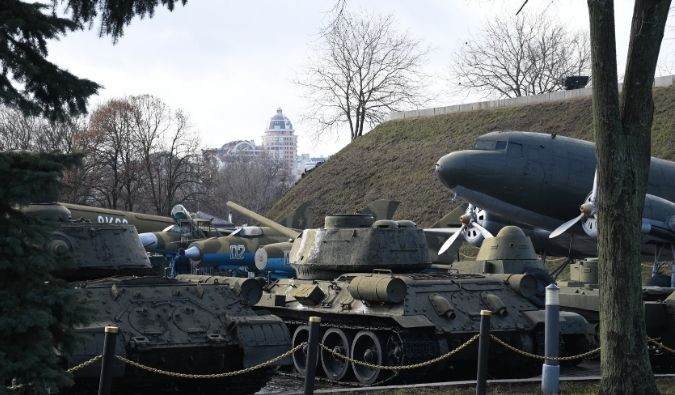 National Museum of the History of Ukraine in the Second World War in Kyiv