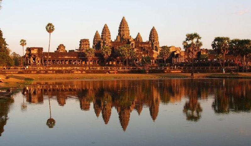 Angkor Wat in Cambodia - The best things to do in Cambodia
