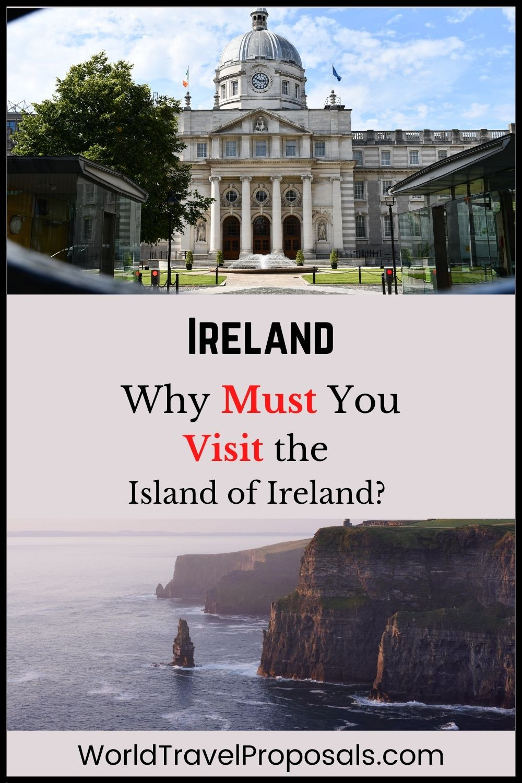 Dublin & Cliffs of Moher in Ireland