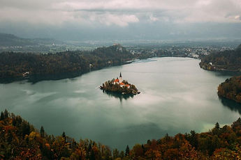 Bled in Slovenia - Best Cheap Places in the Balkans