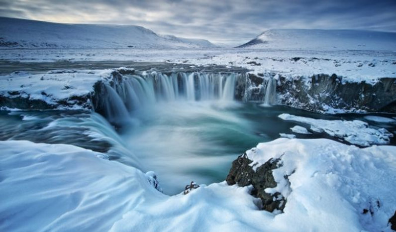 Waterfall in Iceland - The best Things to Do in Iceland