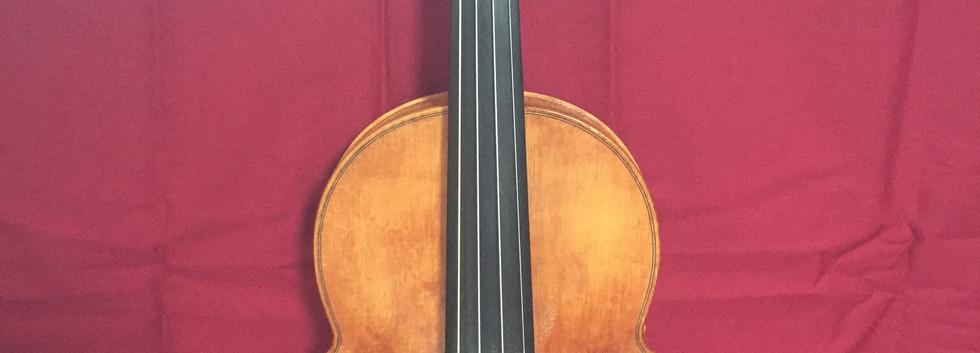 Finished Instrument