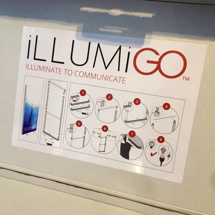 IllumiGO Assembly Instructions
