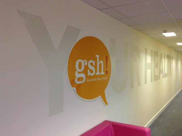 Printed Cut to Shape Wall Graphics