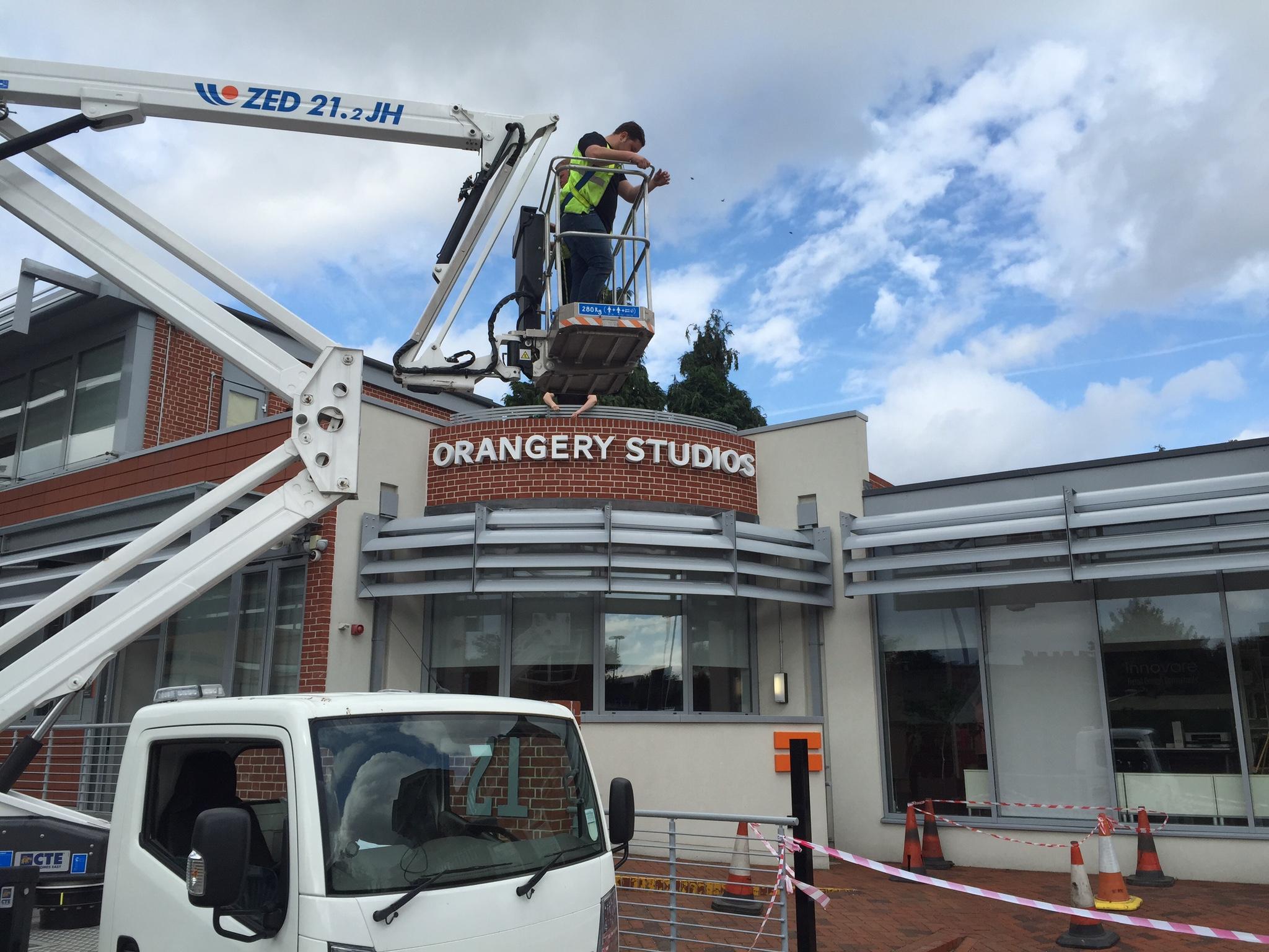 Orangery Signage_2