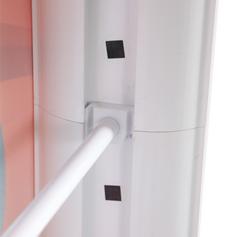 PVC SEG Lightbox middle holder