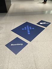 Temporary Floor Graphics