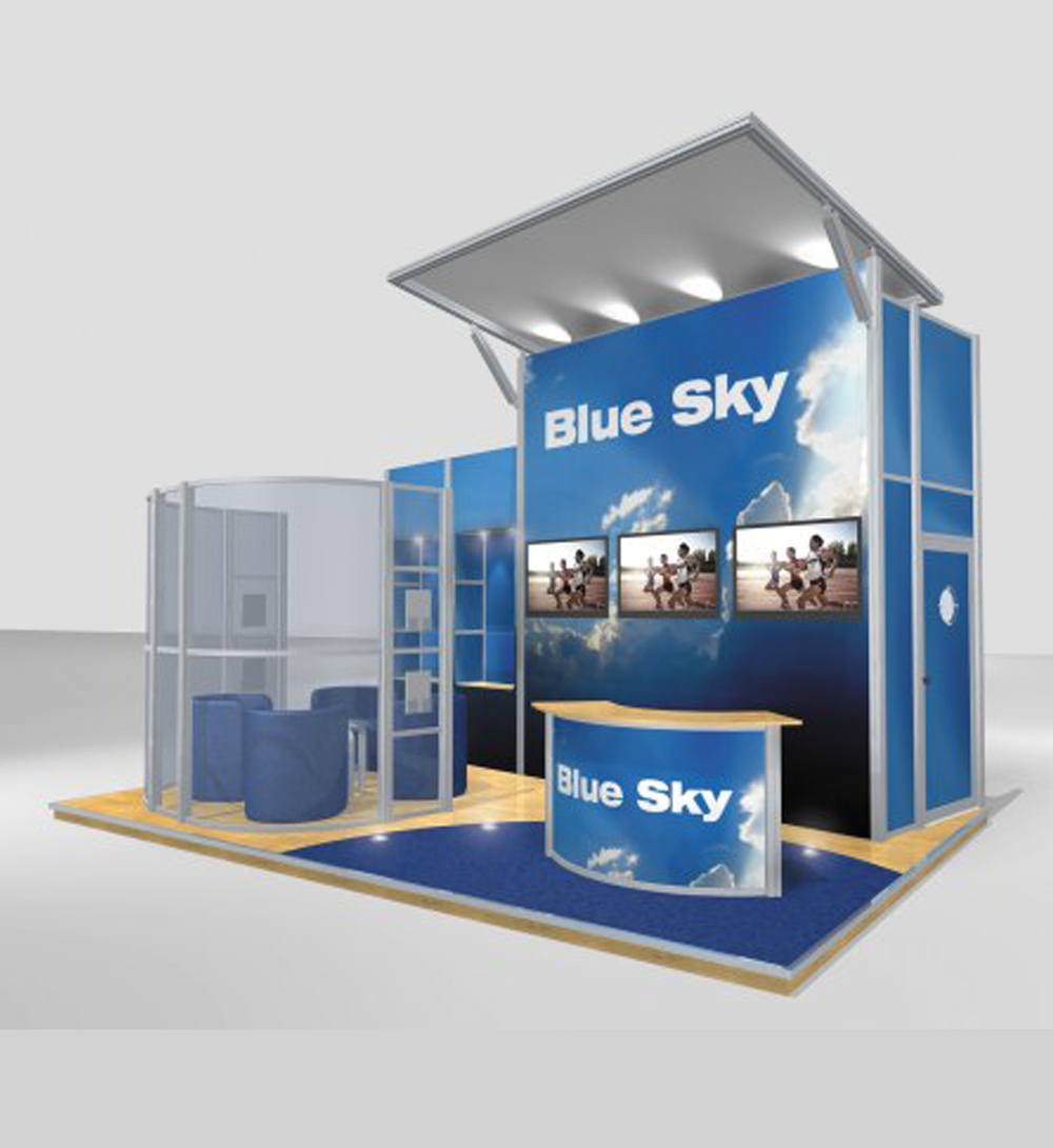 Modular Exhibition Stand