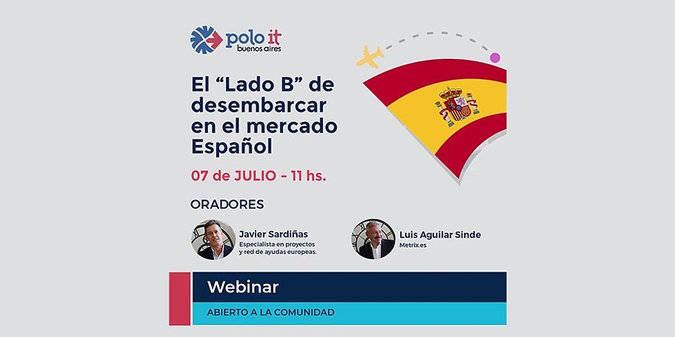 El lado B de España