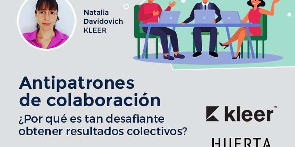 Antipatrones de colaboración: ¿por qué es tan desafiante obtener resultados colectivos?