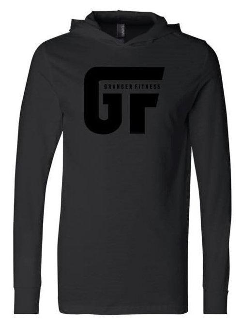 Men's Long-Sleeve T-Shirt (dark grey/black)
