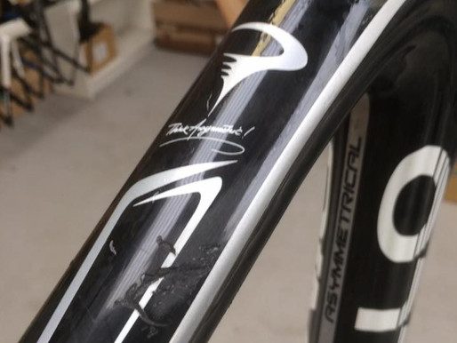 Pinarello Dogma | Cosmetic Repair
