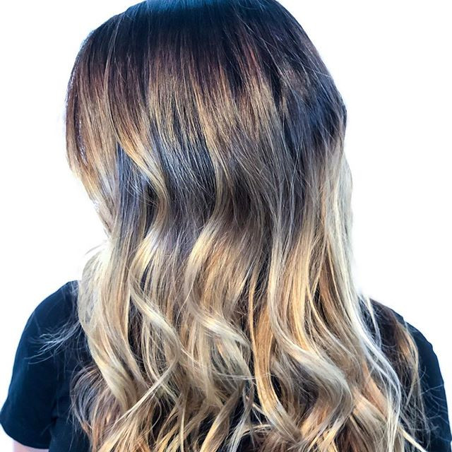 Color melt, blends are where it's at!⠀_.