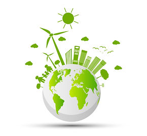 global-ecology-and-environmental-concept