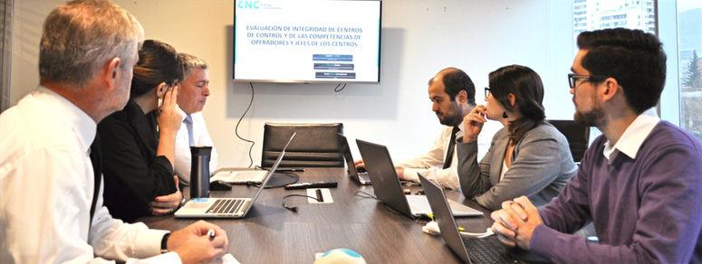 ENC Energy Consultants-Nosotros