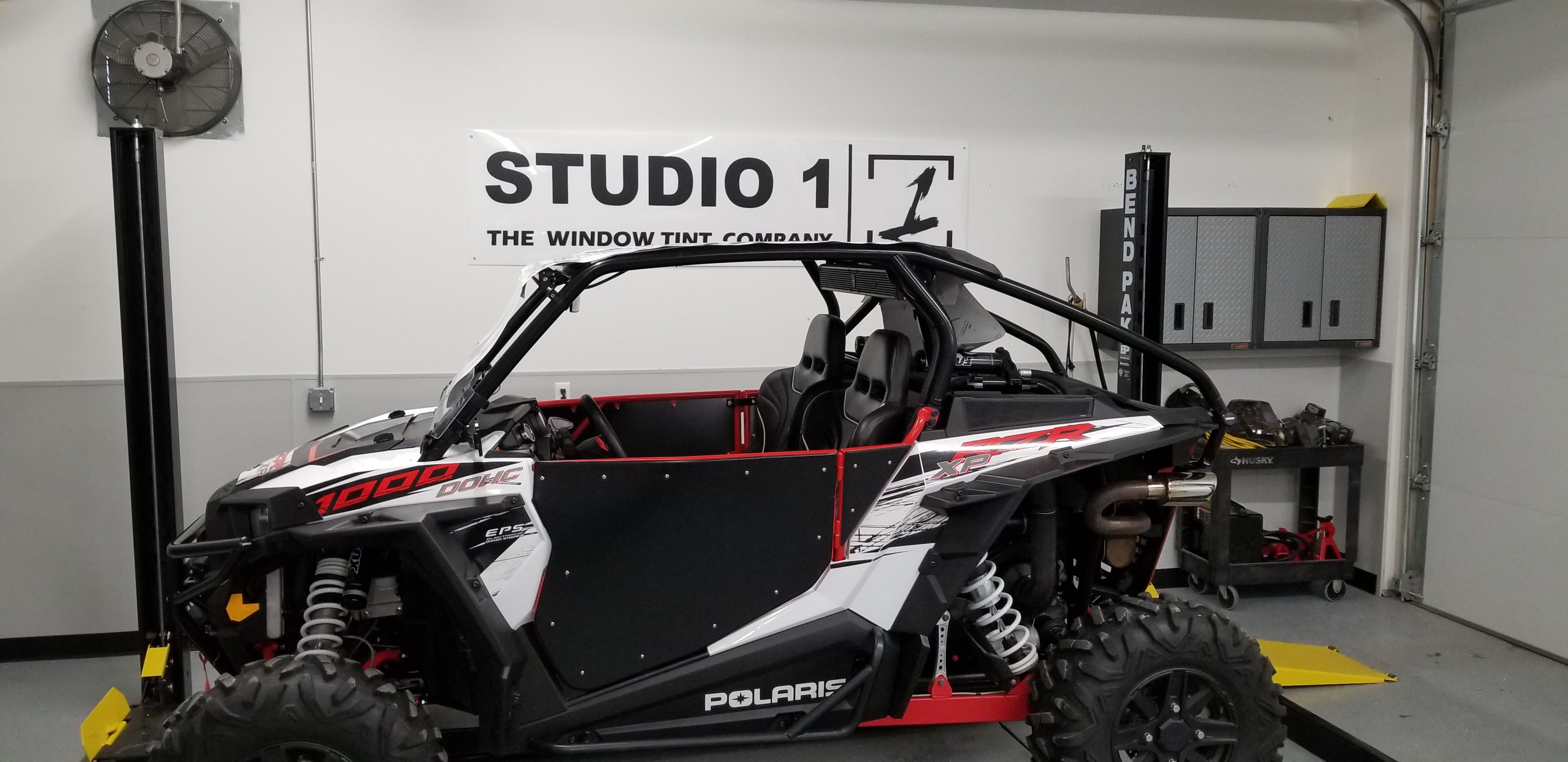 Polaris RZR 1000_Before Wrap