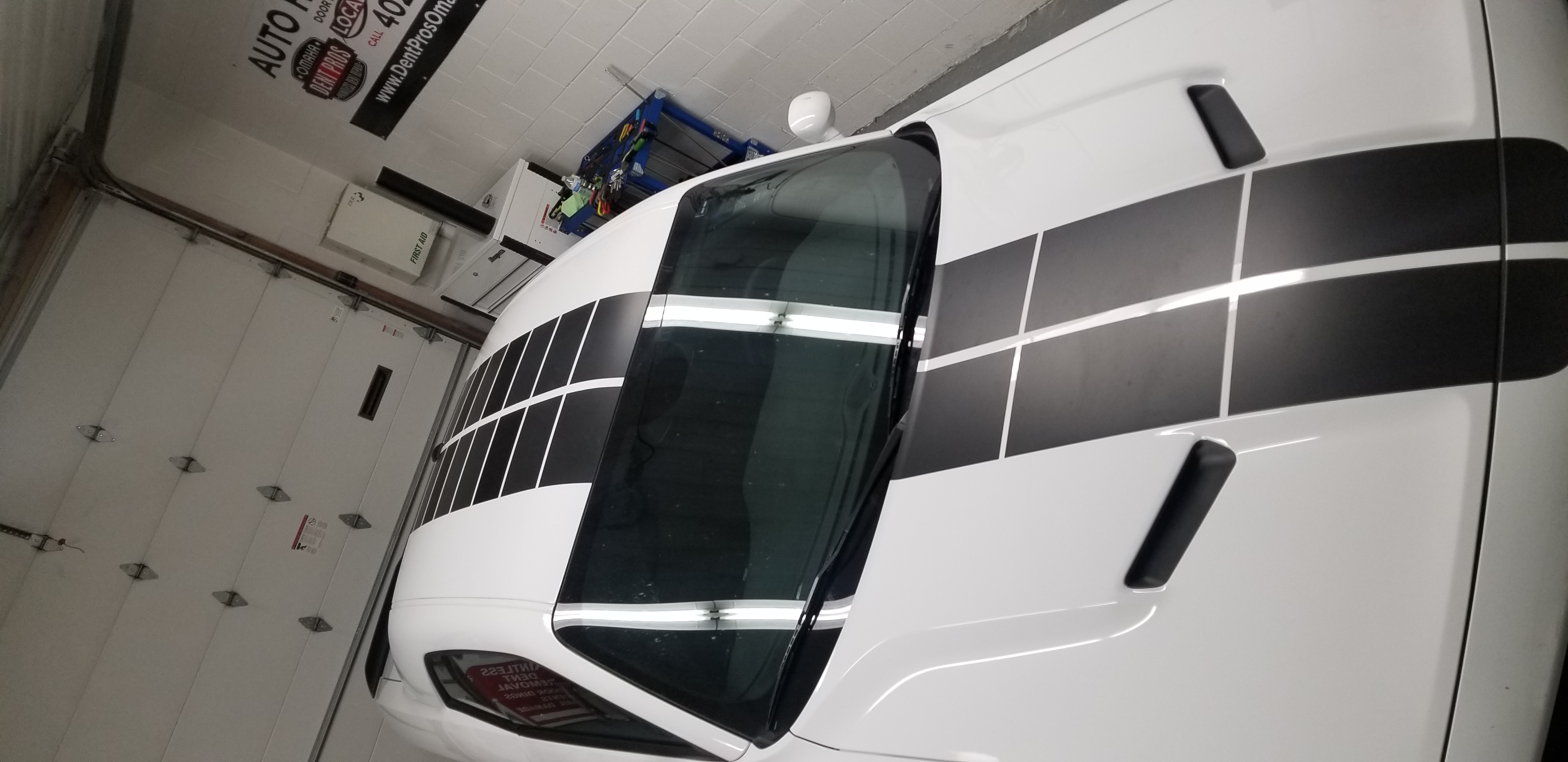 Dodge Challenger_Roof Repair