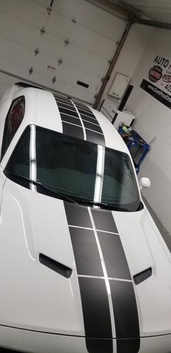 Dodge Challenger_Roof Repair