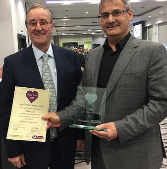 Trustee of the Year 2018