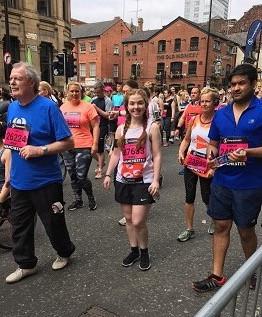 Great Manchester Run 10K & Half Marathon 2018