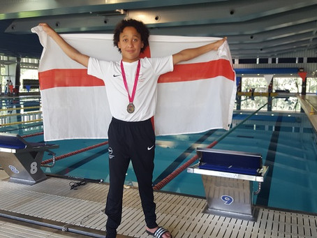 Silver Success for Jacob