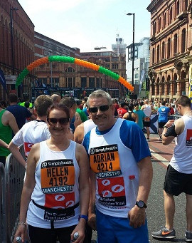 Join our 2019 runners