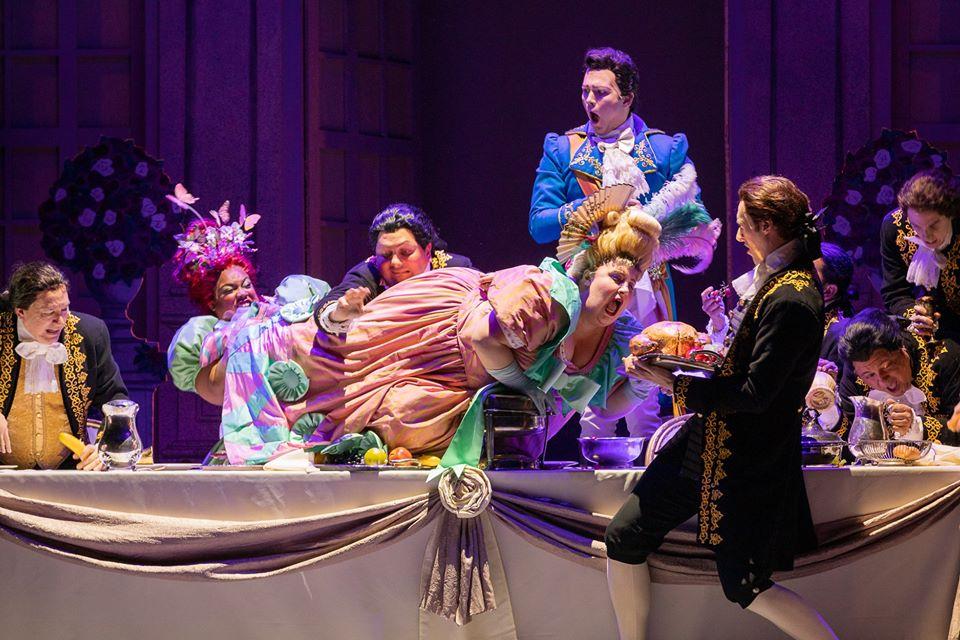 La Cenerentola - Virginia Opera