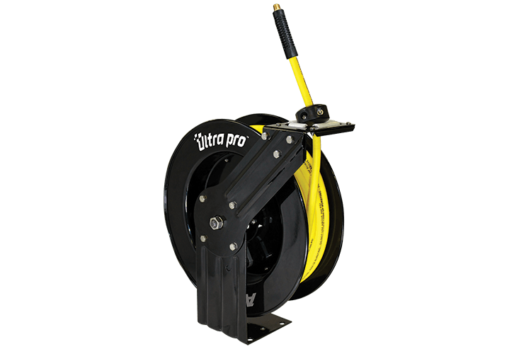 "1/2"" x 50 ft Ultra Pro Open Hybrid Hose Reel"