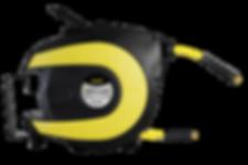 """3/8"""" x 65 ft Ultra Pro Enclosed Hybrid Hose Reel"""