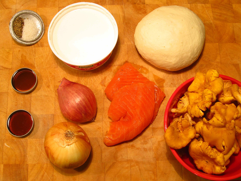 ingredients-chanterelle-creme