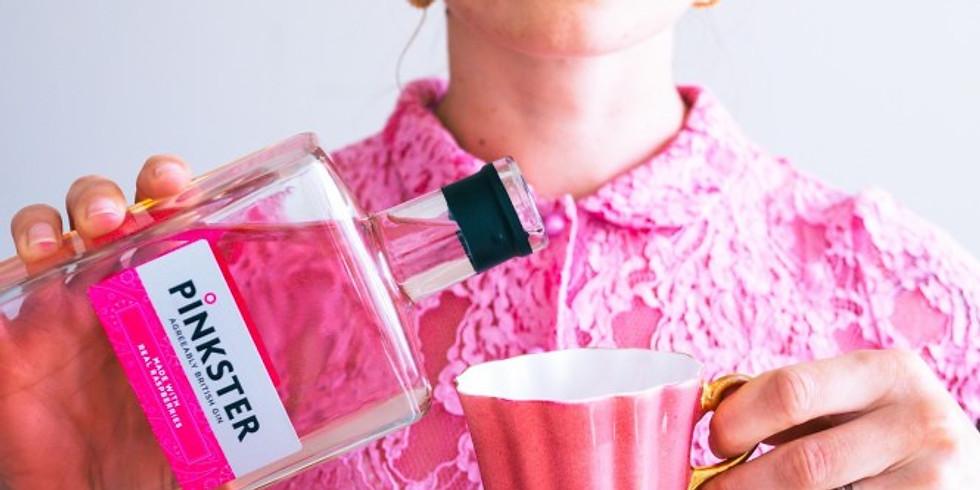 An Evening With Pinkster Gin
