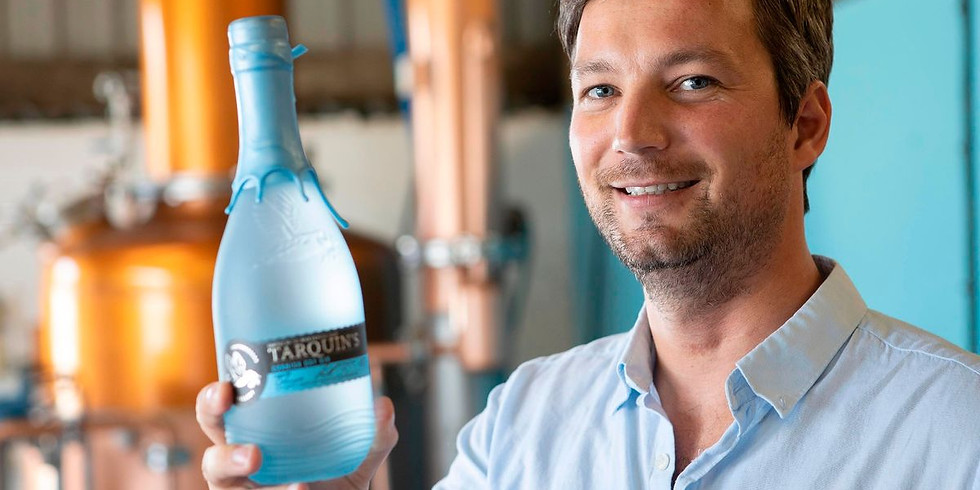 Tarquin's Cornish Gin and Pastis Evening