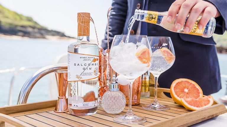 Salcombe Gin Tasting
