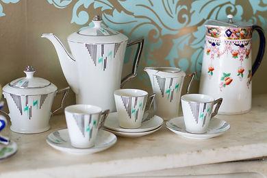 Vintage Tea Set on Mantlepiece.jpg