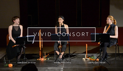 Sheng-Fang Chiu - VIVID Consort