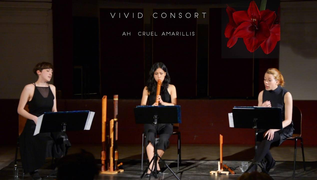 VIVID Consort|Ah! cruel Amarillis