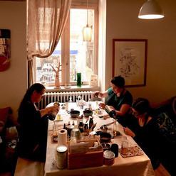 Atelier Cosmétique Bretagne Choubidoux Saint Malo