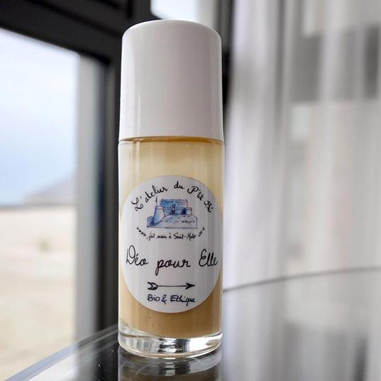 Atelier Cosmétique Bretagne Déodorant naturel Aloe Vera