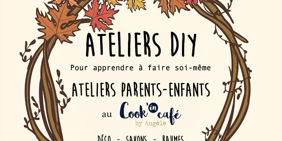 Atelier Parents / Enfants - ATTRAPES-REVES