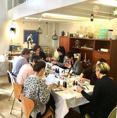 Atelier Cosmétique Bretagne Produits naturels