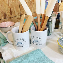Partenaire La Fabrique de Cotons Les Ateliers du Petit Bé ateliers cosmétiques Dinan