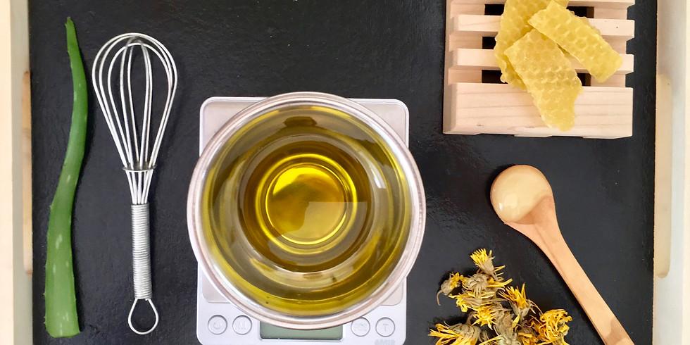 Atelier Baume à lèvres au miel